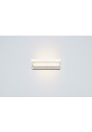 Serien Lighting SML2 Wall 220 White satinee / satinee