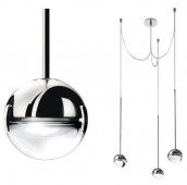 Convivio pendant lamp 3-lights